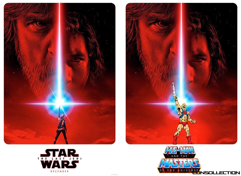 Poster Star Wars 8