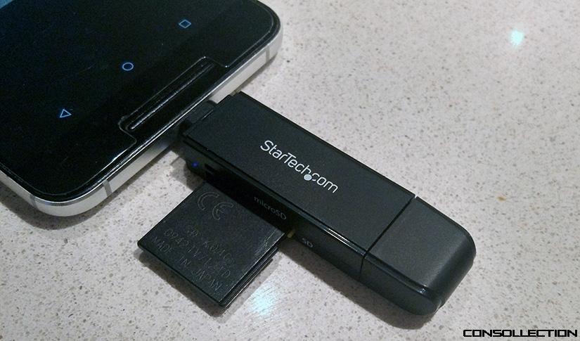 Lecteur de cartes SD Micro SD