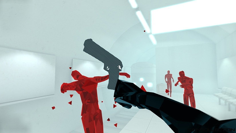 SUPERHOT Switch