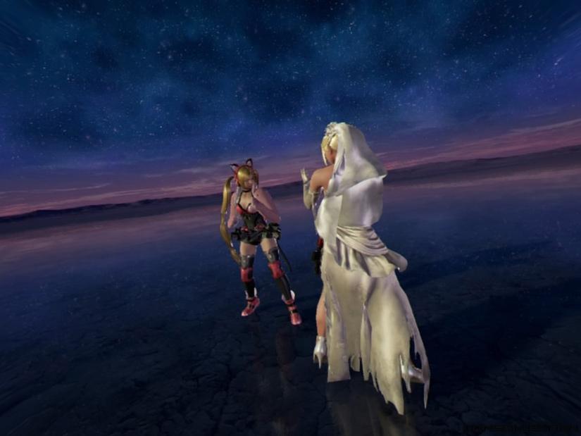 Tekken 7 en réalité virtuelle