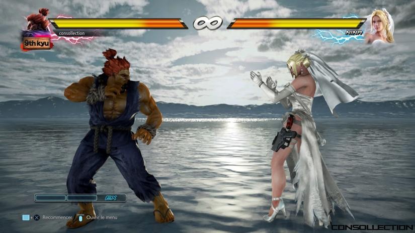 Tekken 7 VR