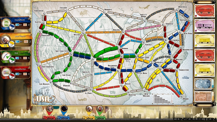 Ticket to Ride PlayLink