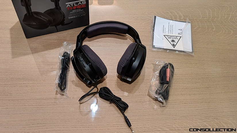 Turtle Beach Atlas Three