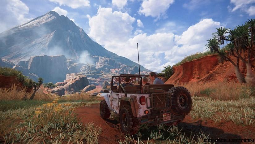 Test Uncharted 4 : A Thief's End sur PS4