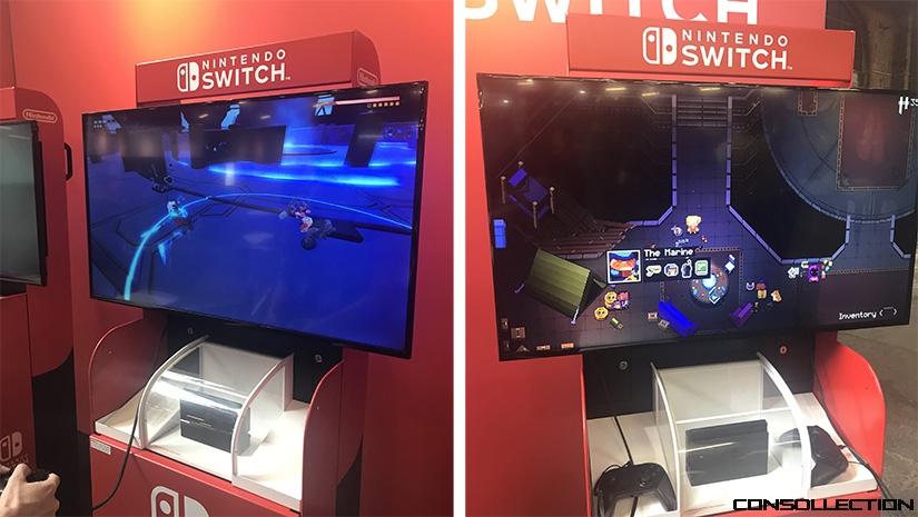 Unite Berlin 2018 - Nintendo Switch
