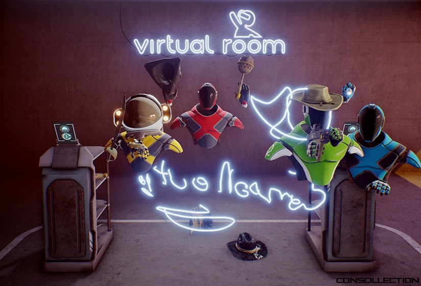 Virtual Room Paris