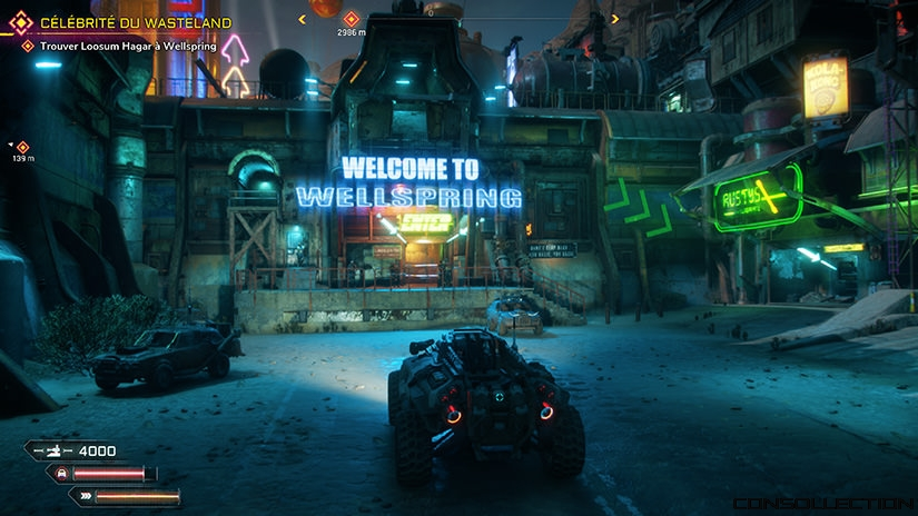 Welcome to Wellspring - RAGE 2